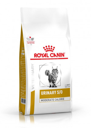 Royal Canin Urinary S/O Moderate Calorie Kat, 7 kg