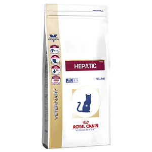 Royal Canin Hepatic Kat, 4 kg