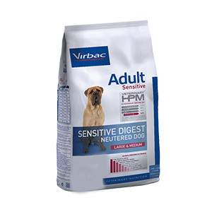 Virbac Sensitive dog neutered