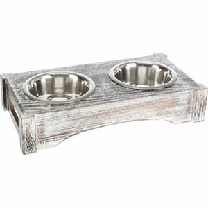 Trixie skål set til hunde, 42x10x22 cm